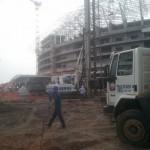 Remoção de Árvores Arena Gremio